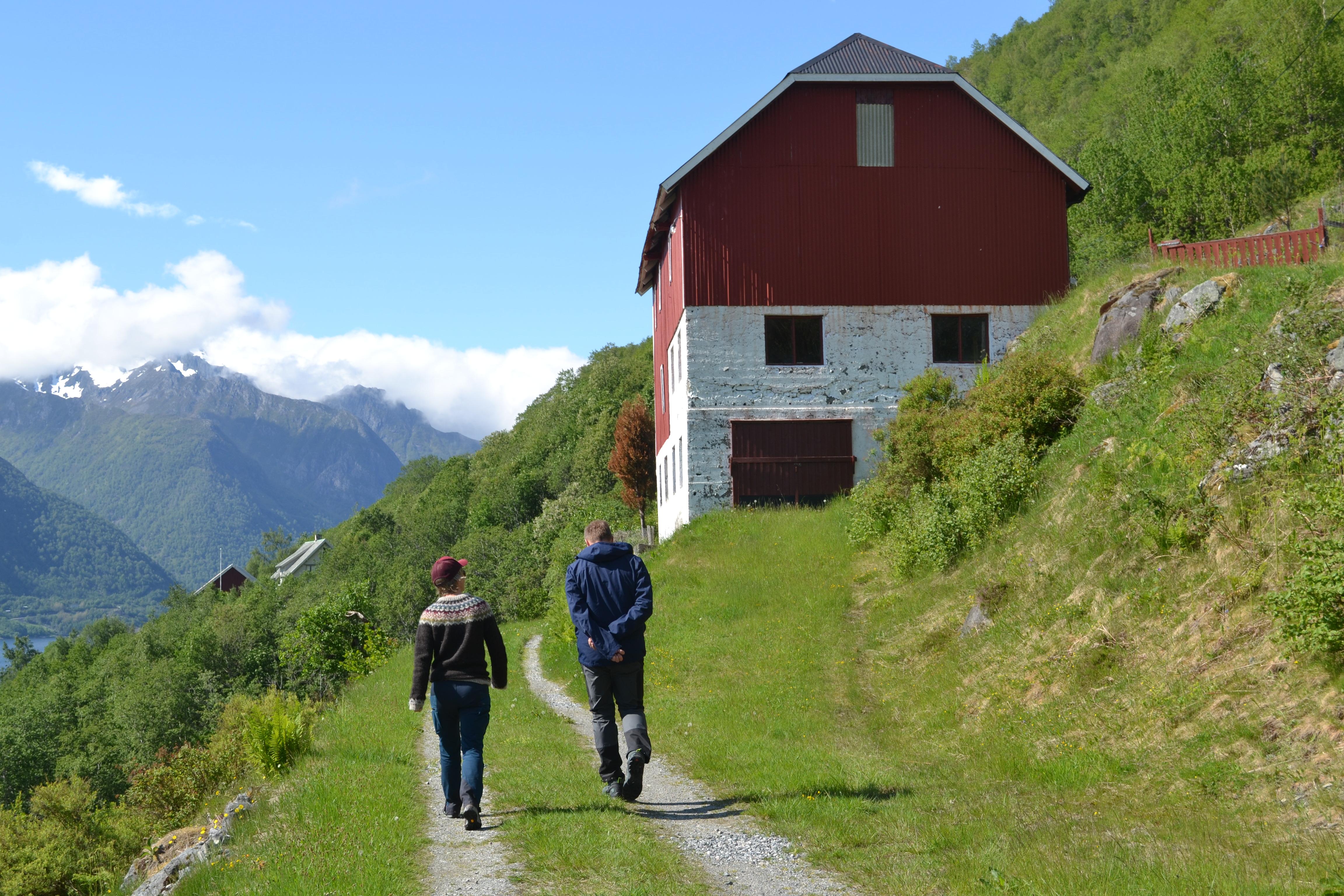 Matlandet Norge